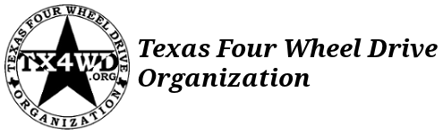Texas Four Wheel Drive Organization - Garage - Powered by vBulletin